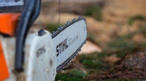 כלי גינון – מסור שרשרת