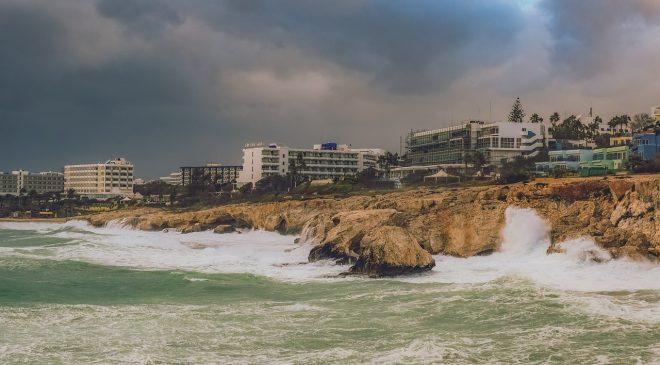 חוף הים קפריסין