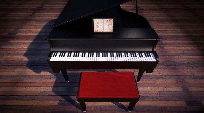 פסנתר גדול